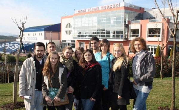 دانشجویان بینالمللی برای تحصیل در ترکیه